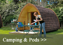 Camping & Pods